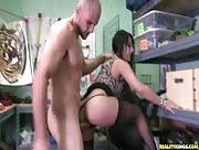 Vidoe porno arabe baisée avec son string